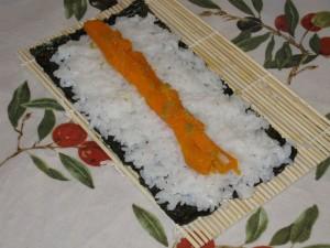 La zucca (e il troppo wasabi)